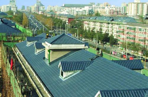 上海平改坡工程